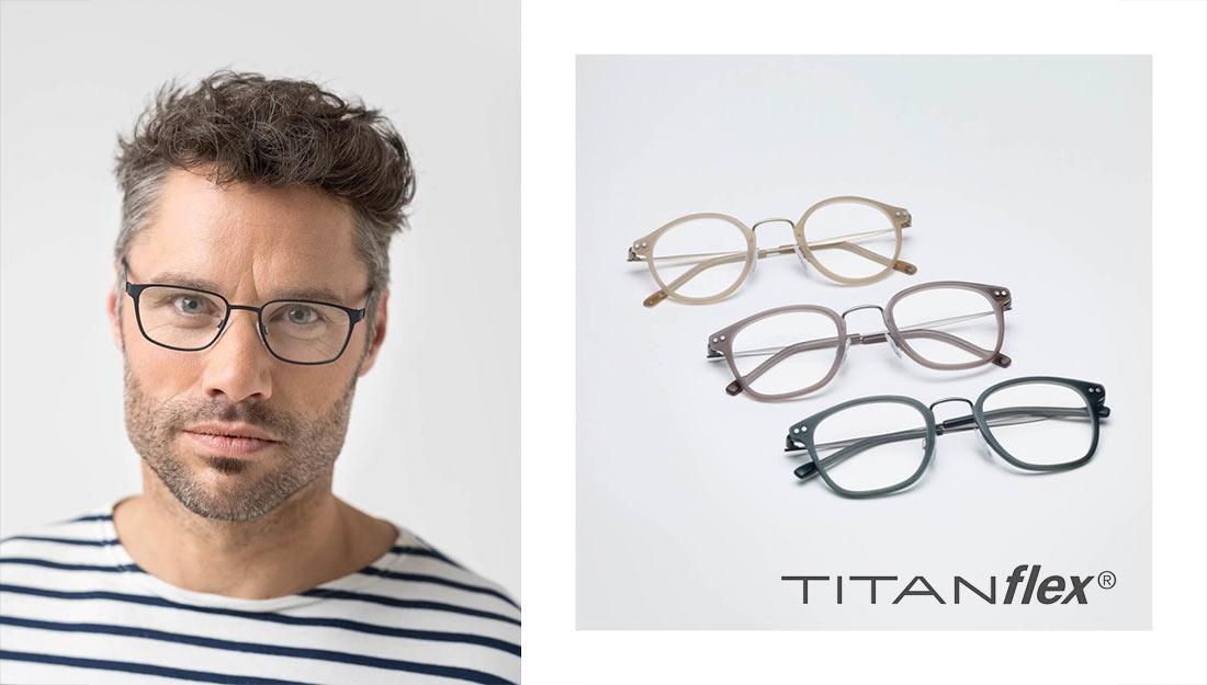Bril Met Licht : De flexibele titanium brillen van titanflex rosmalen
